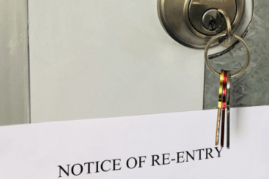 Re-entry, Eviction & Repossession